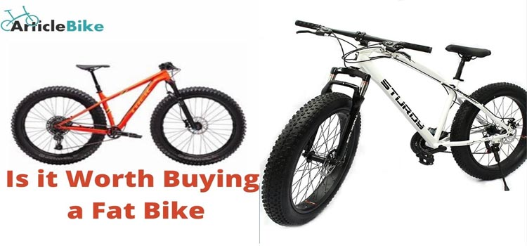 Is it Worth Buying a Fat Bike