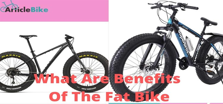 What Are Benefits Of The Fat Bike