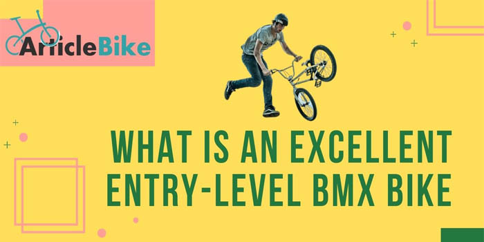 What is an excellent entry-level BMX bike