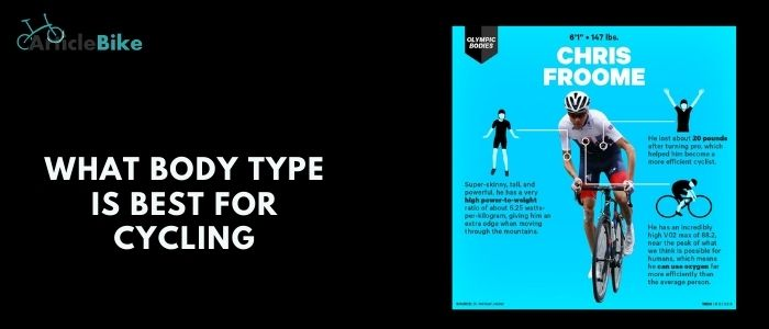 What body type is best for cycling