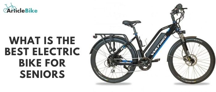 What is the best electric bike for seniors