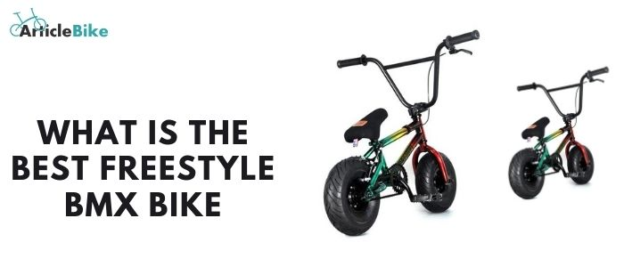 What is the best freestyle BMX bike
