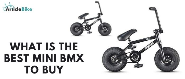 What is the best mini BMX to buy